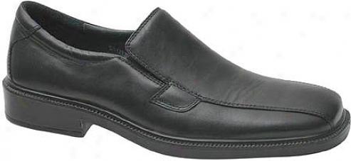 Spring Step Eddie (men's) - Mourning Leather