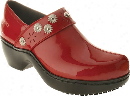 Spring Step Florence (women's) - Red Patent