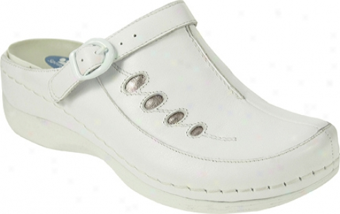 Spring Step Harmony (women's) - White Leather