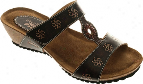 Spring Step Isis (women's) - Brown Leather