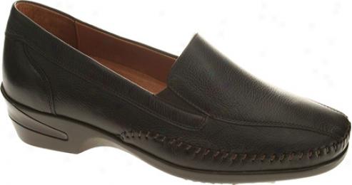 Spring Step Kora (women's) - Brown Leather