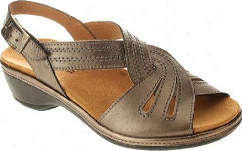 Sprinf Step Precious (women's) - Bronze Leather