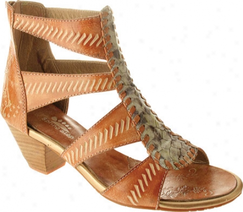 Spring Step Quest (women's) - Natural Multi Leather
