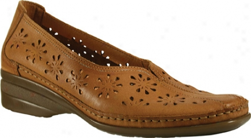 Spring Step Raven (women's) - Camel Leather