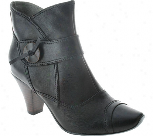 Spring Step Timeless (women's) - Black Leather