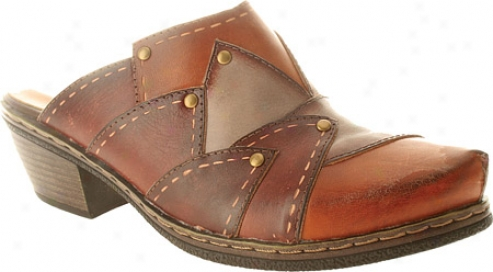 Spring Step Valance (women's) - Camel Multi Leather