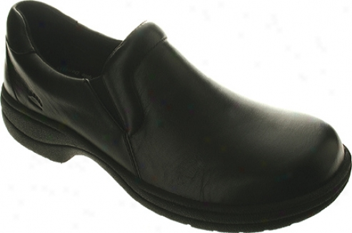 Spring Step Wales (women's) - Black Leather