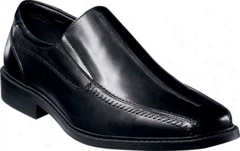 Stacy Adams Alcott 24630 (men's) - Black Leather
