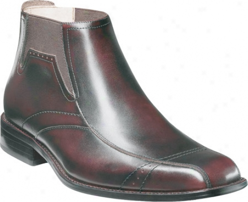 Stacy Adams Canterbury 24695 (men's) - Brown Leather