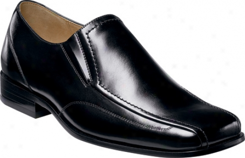 Stacy Adams Cullen 24609 (mdn's) - Black Leather