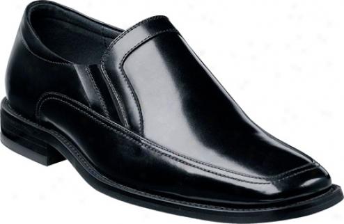 Stacy Adams Felton 20113 (men's) - Black Leather