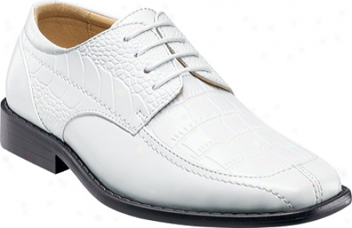 Stacy Adams Granger 43291 (boys') - Happy Smooth Leather