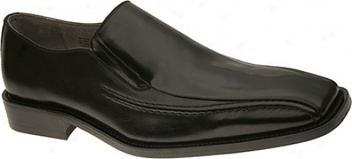 Stacy Adams Hillman 24199 (men's) - Black Buffalo