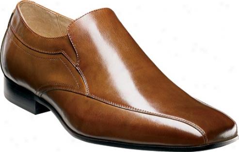 Stacy Adams Kellen 24656 (men's) - Cognac Leather