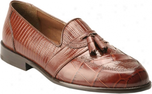 Stacy Adams Santana (men's) - Cognac
