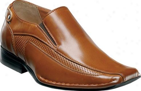 Stacy Adams Towne 43288 (boys') - Cognac Leather