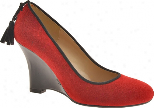 Stefani Tammy 11 (women's) - Red Suede