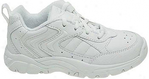 Stride Rite Auston Lace (Babe Boys') - White