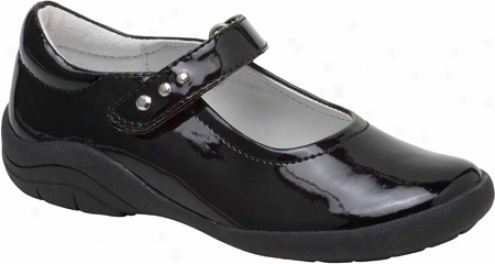 Stride Ceremony Brooklyn (infant Girls') - Black Patent