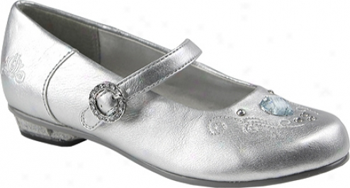 Stride Rite Cinderella (infant Girls') - Silver Pu