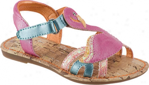 Stride Rite Maui 2 (infant Girls') - Pink/multi Smooth