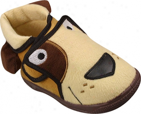 Stride Rite Patch Puppy (infants') - Tan