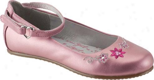 Stride Ceremony Sleeping Fine part (girls') - Pink Smooth