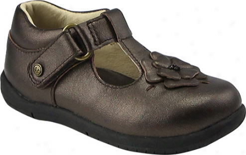 Stride Rite Srt Tenley (infant Girls') - Brown Pearlized Leather