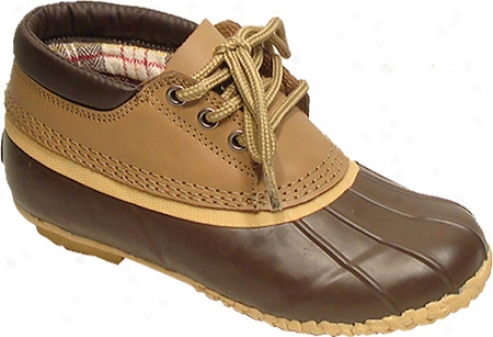 Superior Boot Co. 3-eeye Duck (women's) - Tan