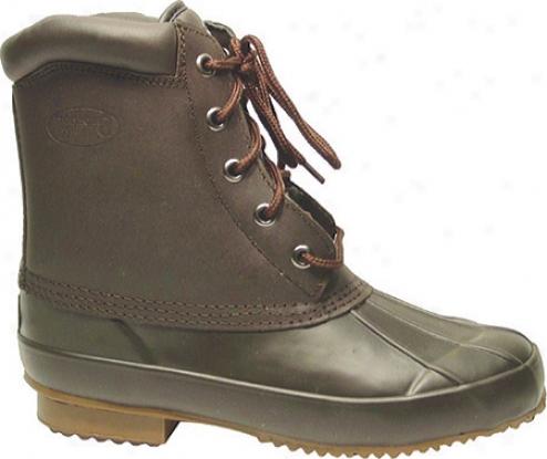 Superior Boot Co. 5-eye Duck (boys') - Brown