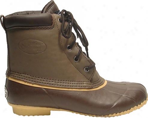 Superior Boot Co. 5-eye Duck (men's) - Brown