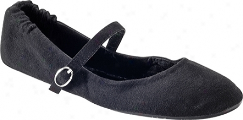 Tash Folds Mary Jane (women's) - Black