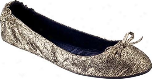 Tash Folds Prima Ballerina (women's) - Gold