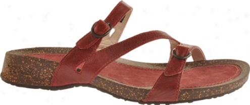 Teva Ventura Cork Modoc (women's) - Rouge Action