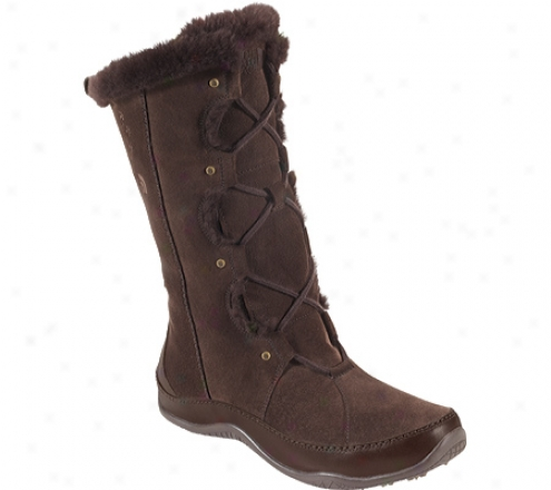 The North Face Abby Iii (women's) - Demitasse Brwn/broth Brown