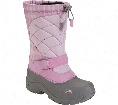 The North Face Alpenglow (infant Girls') - Pink Lady Pladi/pink Lady