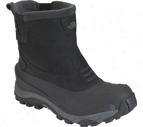 The North Face Northern Pull-on Ii (men's) - Black/dark Shadow Grey