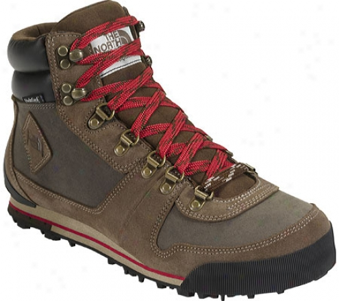 The North Face Back To Berkeley 68 (men's) - Viszla Brown/molten Red
