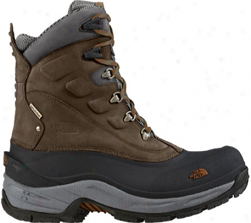 The North Face Baltoro 400 Ii (men's) - Ramblin Browwn/auburn Brown