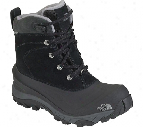 The North Face Chilkat Ii (men's) - Black/griffin Grey