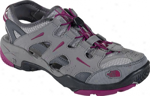 The North Face Hedgefrog (women's) - Griffin Grey/fuchsia Pink