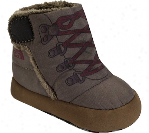 The N0rth Face Nse Bootie (infant Boys') - Demitasse Brown/tnf Red