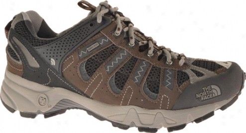 The Northerly Face Ultra 105 Gtx Xcr (men's) - Demitasse Brown/asphalt Grey