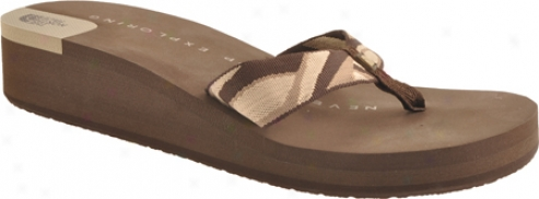 The North Face Wohelo Wedge (women's) - Demitaese Brown/elixir Brown