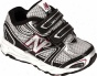 New Balance Kg632 (infants')-  Silver/black/red