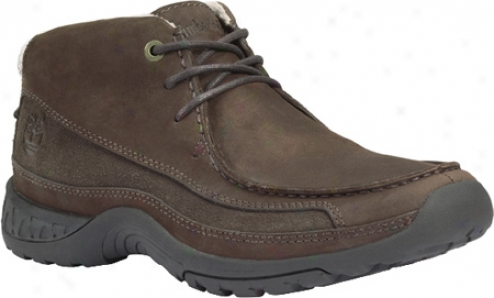 Timberland City Adventure Front Country Moc Toe Chukka (men's) - Brown Oiled Nubuck/suede
