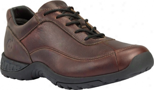Timberland City Adventure Front Country Rugged Ox (men's) - Brown Tumbled Full Grain Leather