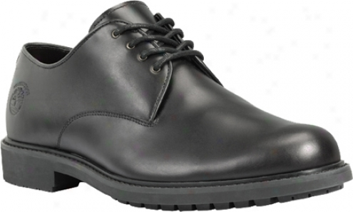 Timberland City Adventure Stormbuck Plain Toe Oxford (men's) - Dismal Smooth Leather