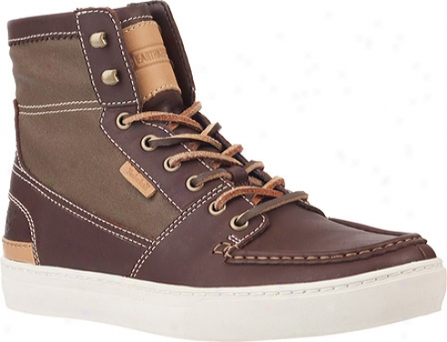 Timgerland Earthkeepers 2.0 Cupsole Moc Toe Boot (men's) - Smooth Dark Brown Full Grain Leather