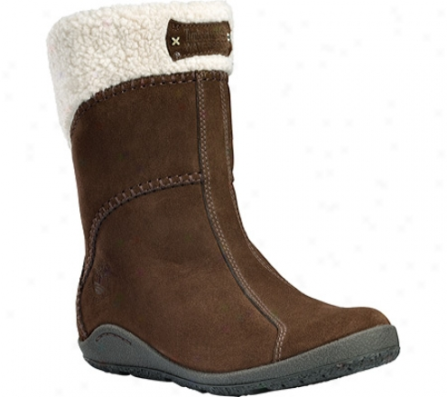 Timberland Earthkeepers Avebury Ankle Boot (women's) - Brkwn Suede